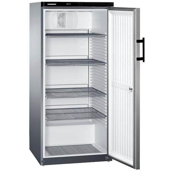 Ψυγείο συντήρησης 544lt inox πόρτα GKVesf 5445 LIEBHERR