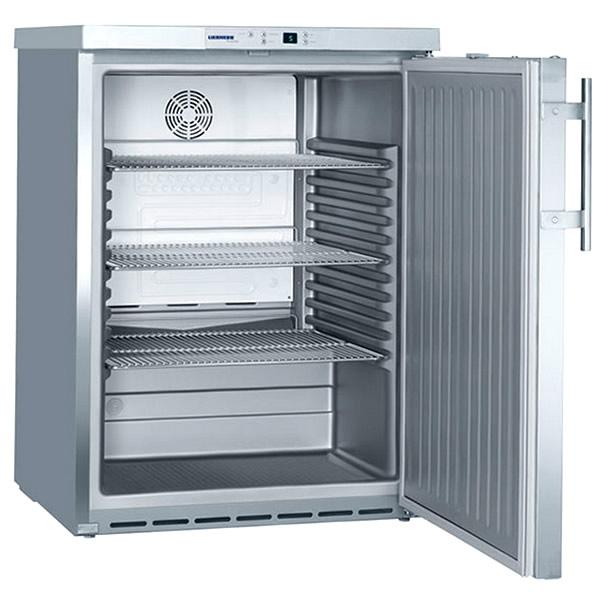 Ψυγείο πάγκου 141lt inox FKUv-1660 Premium LIEBHERR