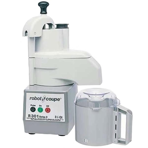 Πολυκοπτικό & Cutter 3,7lt 650W R 301D ROBOT COUPE