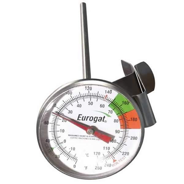 Θερμόμετρο αφρογάλακτος 12,7cm MBT Belogia