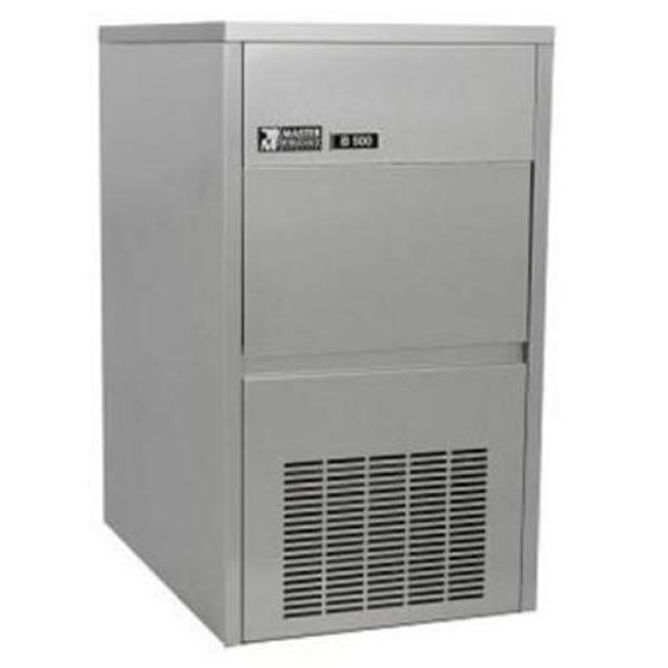 Παγομηχανή ανάδευσης (με τρύπα) 50Kg B 500 Masterfrost
