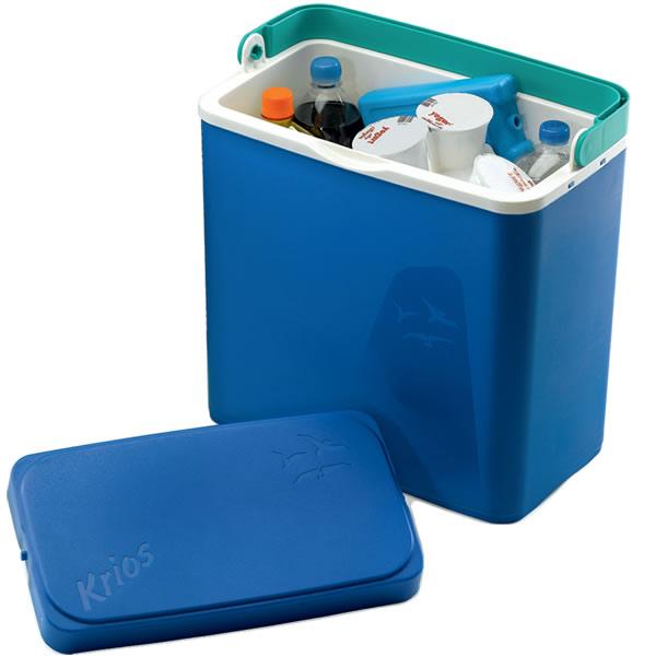Ψυγείο θερμός 32 lt μπλέ Plastime