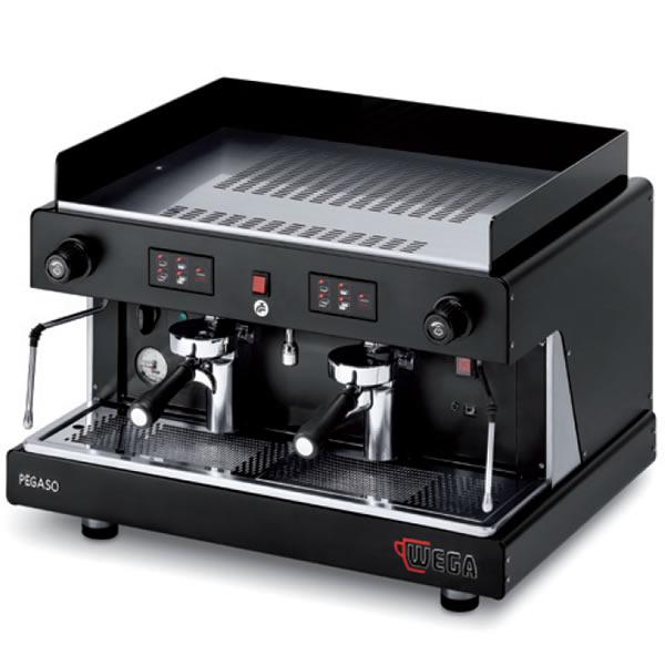 Μηχανή espresso αυτόματη Pegaso Opaque EVD/2 WEGA