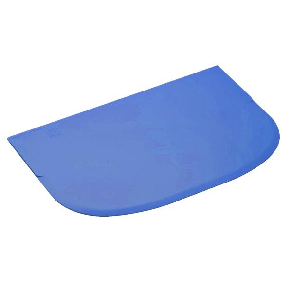 Χούφτα πλαστική μικρή 11,5x8cm μπλέ