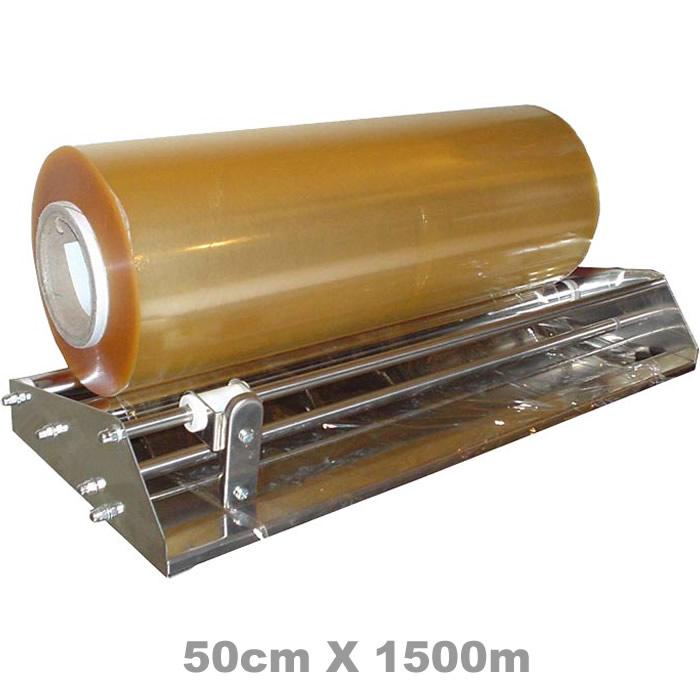 Βάση μεμβράνης inox με κοπτικό έως 50cm/1500m
