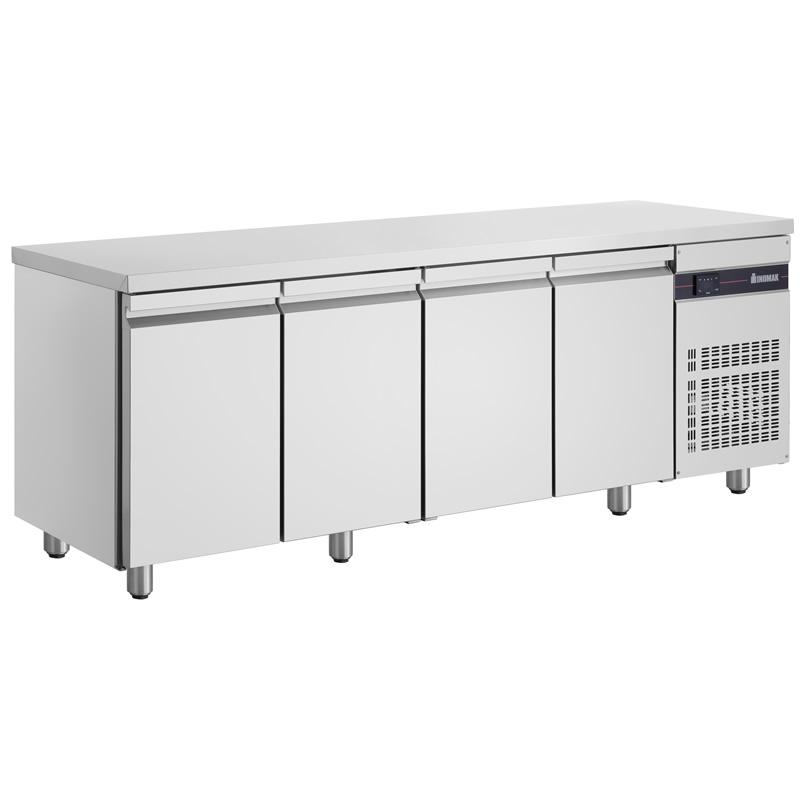 Ψυγείο Πάγκος πόρτες 224cm (70) PNR9999 INOMAK