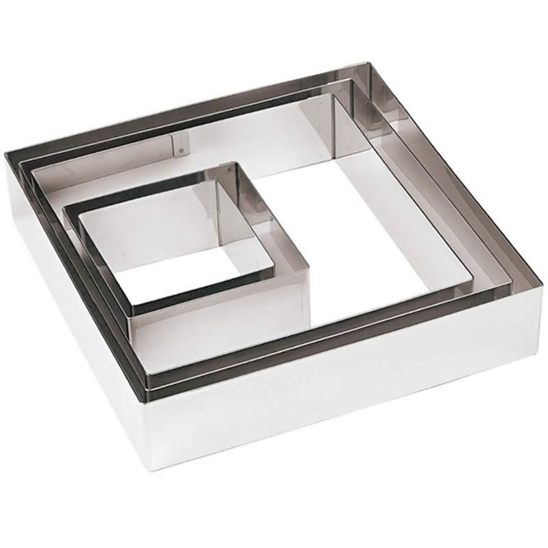 Τσέρκι ανοξείδωτο τετράγωνο 20x20cm
