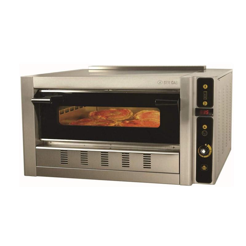 Φούρνος πίτσας αερίου FG4 SERGAS