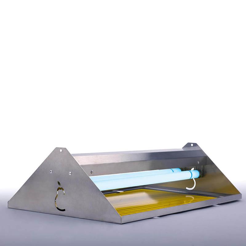 Εντομοπαγίδα με κόλλα 120m² inox 304 PF40 Profly