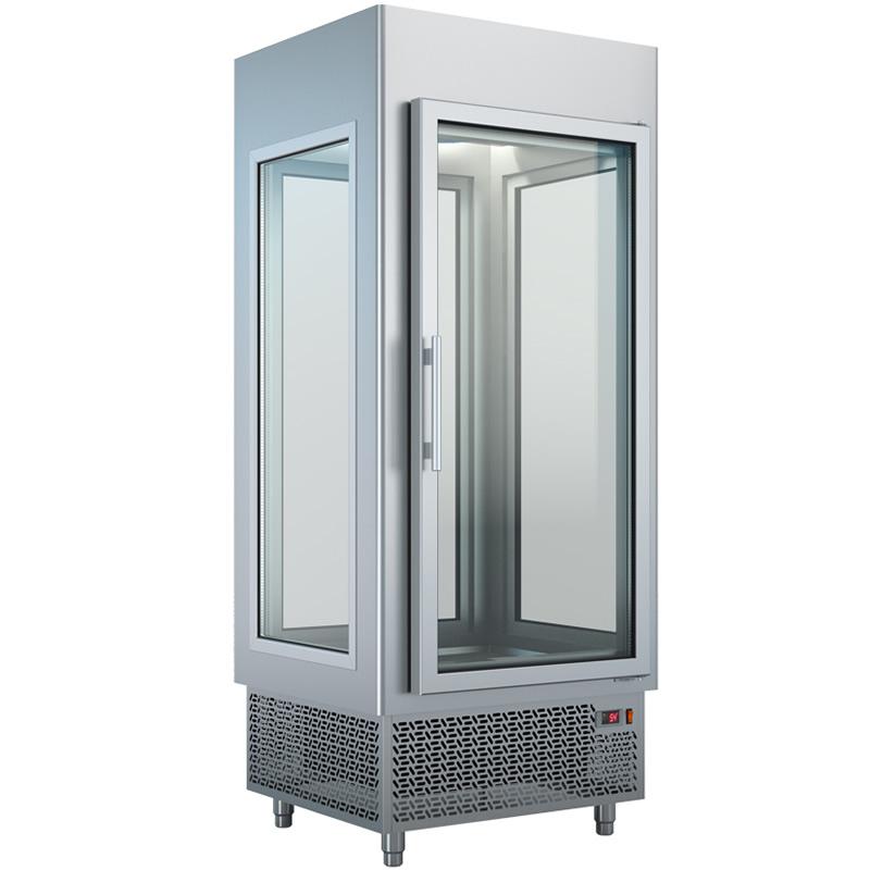 Ψυγείο βιτρίνα κρεάτων 90cm UBK 90