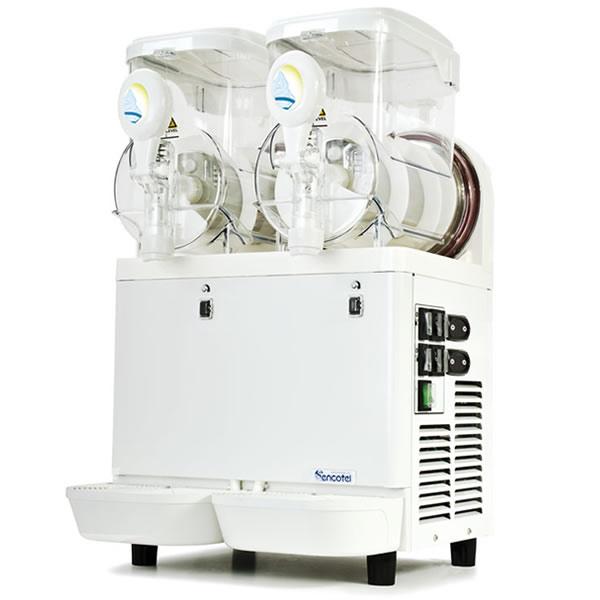 Παγωτομηχανή για Soft Ice (2x5lt) G5 Super 2 SENCOTEL