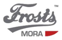 Mora Frost of Sweden   Επαγγελματικά Μαχαίρια Σουηδίας