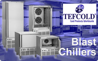 Tefcold Blast Chillers