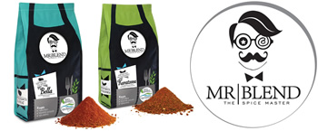 Mr Blend | The Spice Master