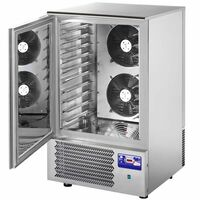 Blast Chiller Shock Freezer 10GN 1/1 AT10 ISO TECNODOM