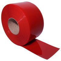 Λωρίδες PVC 200x2mm Red / μέτρο