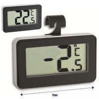 Ψηφιακό Θερμόμετρο Μαύρο TFA 30.2028.01
