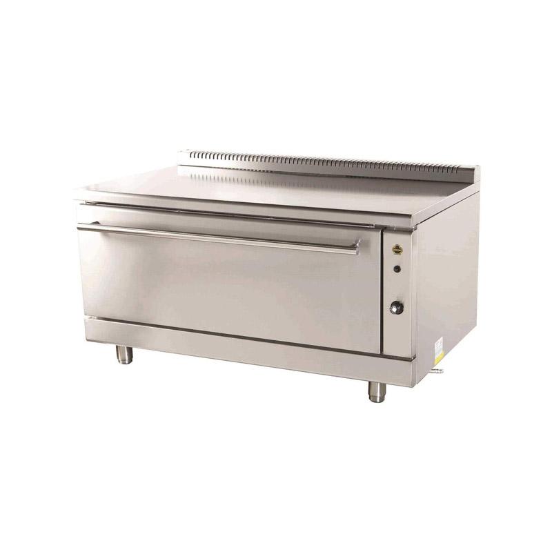 Φούρνος εστιατορίου αερίου FG1LS7 750 SERGAS