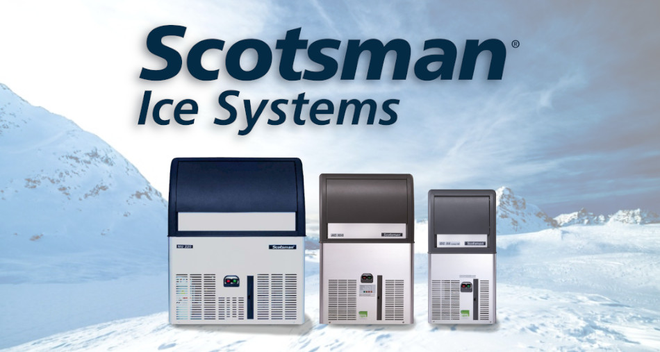 Scotsman Ice Machine