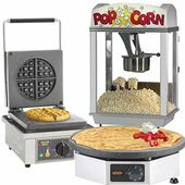 Συσκευές Snack | Fast Food | Street Food