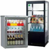 Βιτρίνες πάγκου / Ψυγεία Countertop